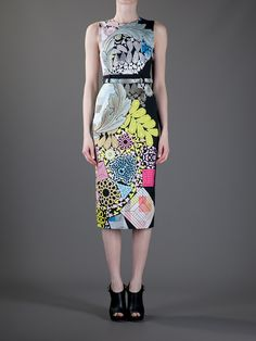 PREEN 'CHINA' DRESS! Wow lot of people that would look amazing in this!!