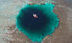 'Dragon Hole,' World's Deepest Blue Hole, Discovered In South China Sea | The Huffington Post