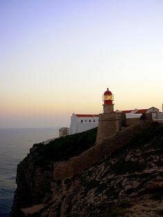 The lighthouse - Sagres, Algarve