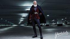 Santa Gets A Fashion Makeover