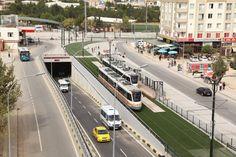 Tramvay Gaziantep'i Birbirine Bağlıyor