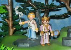 Princess & Magical Fairy