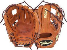 "Wilson A2000 Dustin Pedroia Game Model 11 1/2"" Baseball Glove | Baseball Express"