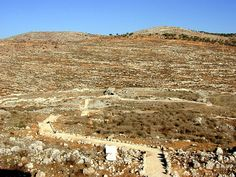 """Shiloh: location where Joshua placed Moses' wilderness Tabernacle when the tribes entered the Land. Where Hannah prayed for a son and where Samuel grew up. No ordinary """"tour"""" will take you here. We will. Join us in Israel!"""