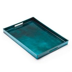 Turquoise Serving Tray from Food Network..available at Kohl's for $21