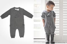 Motorcycle Coveralls by Kardashian Kids