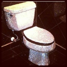 BLING YOUR BATHROOM!!