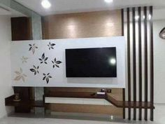 Modern TV wall units for living rooms - Wooden TV cabinets designs 2020 Lcd Unit Design, Lcd Wall Design, Modern Tv Unit Designs, Wall Unit Designs, Modern Tv Wall Units, Living Room Tv Unit Designs, Bedroom Tv Unit Design, Design Design, Tv Unit Furniture Design