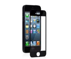 Moshi iVisor XT Crystal Clear Black Screen Protector for iPhone 5 5s 5c New CA