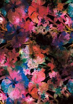 Rebekah Bauer Floral inspiration #floralprints