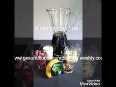 HIMBEER SMOOTHIE  GESUND KOCHEN UND BACKEN   http://gesundkochenundbacken.weebly.com/blog/-himbeer-smoothie-gesund-kochen-und-backen