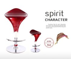 Furniture exhibition bar stool wine red blue color chair retail wholesale free shipping living room hotel KTV chair