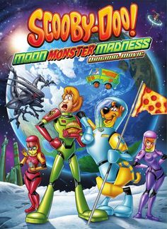 En esta Pagina podra ver la Pelicula Scooby-Doo! Y el monstruo de la Luna  del Año (2015) en HD y Gratis!