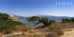 Agia Eleousa and Mykale Strait in the background
