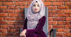 Moroccan Party-Wear and Bridal Kaftan Abayas – Girls Hijab Style & Hijab Fashion Ideas Cardigan Fashion, Kimono Cardigan, Abaya Fashion, Dress Fashion, Hijab Gown, Turban Hijab, Maxi Gowns, Hijab Style, Abaya Style