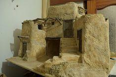 Nativity Creche, Christmas Nativity Scene, Christmas Albums, Christmas Projects, Nativity Scenes, Diorama, Aztec City, Wargaming Table, Modelos 3d