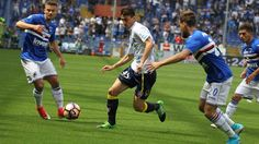 1-1 mellem Sampdoria og Chievo. Quag og Inglese med målene.  Vor herre bevares!
