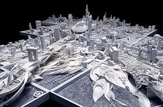 Urbaneering Brooklyn - City of 2110 | Mitchell Joachim | Archinect