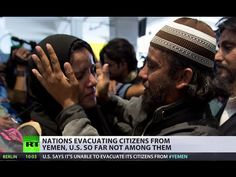 Stuck in Yemen: US fails to evacuate its citizens from combat zone New Politics, Game Changer, Citizen, Fails, American, News, Videos, Video Clip