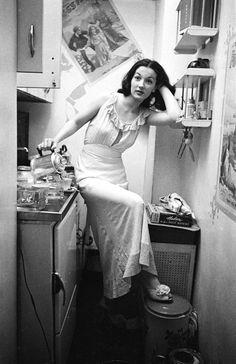 Showgirl Rosemary Williams Photo by Stanley Kubrick, 1949
