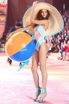 barbara fialho victoria's secret fashion show 2012 -