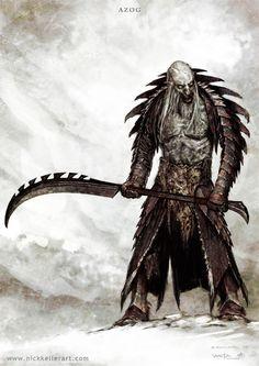 The_Hobbit_The_Desolation_of_Smaug_Concept_Art_Azog_ArmourWeapon_03_NK