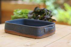 large baking dish ceramic baking dish blue baking dish
