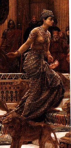 Queen of Sheba - original femme fatale