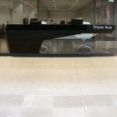 Dineke Dijk Architecte (Project) - Ontvangst hoofd entree WTC Amsterdam, Zuidas - PhotoID