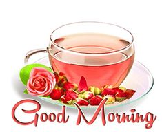 nice  good morning with tea images Good Morning Gift, Good Morning Coffee Images, Romantic Good Morning Quotes, Free Good Morning Images, Tea Cup Image, Morning Greeting, Tea Time, Tea Cups, Nice