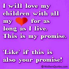 I will always love children.jpg (720×720)