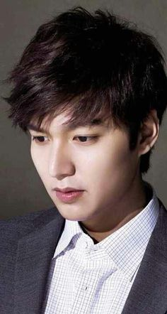 Beautiful...Charming. ..Magical. ..Handsome. ....One name Lee Min Ho. Pic cr.to owner