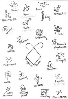 Mortal+Instruments+Runes | Runes - Mortal Instruments by ~arter123 on deviantART