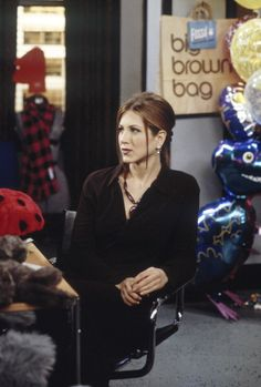 FRIENDS -- 'The One with All the Jealousy' Episode 12 -- Pictured: Jennifer Aniston as Rachel Green (Photo by J. Delvalle/NBC/NBCU Photo Bank via Getty Images)