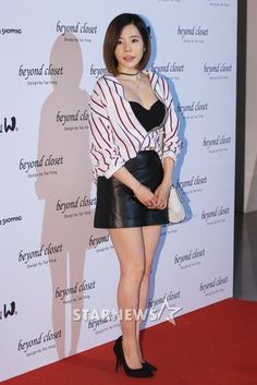 SNSD's adorable Sunny at Beyond Closet's Event