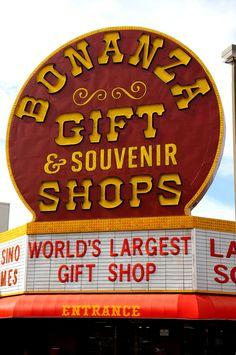 Bonanza Gift Shops - Las Vegas, NV