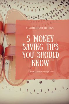 Saving money could be challenging while shopping. But it's something you should remember! So here are some useful ideas and tips on saving money.