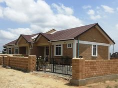 Tanzania Commercial Building