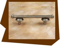 """Anne At Home Button Cabinet Pull-5″ ctc"""" 1"""