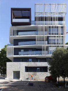 Wohngebäude, MDR Architekten, Montpellier