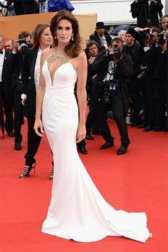 Cindy Crawford #Cannes 2013