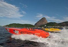 Dopo la drammatica tragedia di Dubai, la Class 1 Offshore e' ripartita da Rio de Janeiro. http://www.nuvolari.tv/eventi-nautica/powerboat-5-class1-brasile
