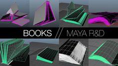 Books maya r&D
