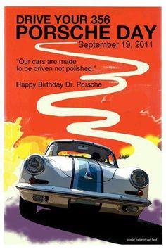 Ferdinand Porsche!
