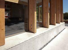 Feilden Fowles : Timber framed extension