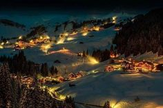 Damuls , Oostenrijk