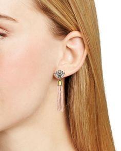 BAUBLEBAR Acid Fringe Drop Earrings | Bloomingdales's