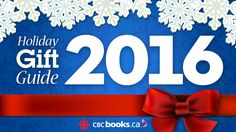 CBC Books Holiday Gift Guide 2016