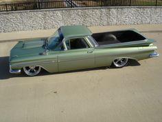 '59 Chevrolet : El Camino