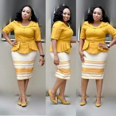 Step out looking elegant and get the desired perfect look from our classy Turkey wears. DM or WhatsApp 08034361942 for enquiries and to place your order Nationwide Delivery African Fashion Skirts, African Print Fashion, African Wear, African Dress, African Lace, Cute Church Outfits, Cute Fashion, Fashion Outfits, Comfortable Winter Outfits